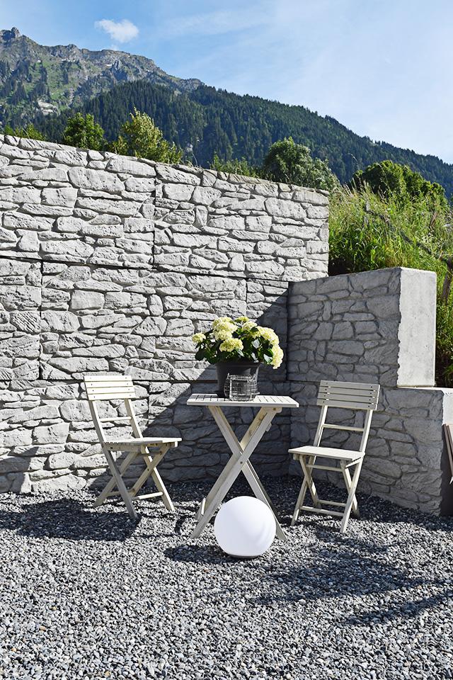 Gartensitzplatz, Bönigen